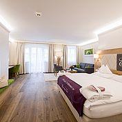 Doppelzimmer Superior im Landhotel Eichingerbauer