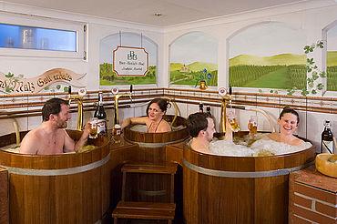 im Bierbad, (c) hotel-moorhof.com