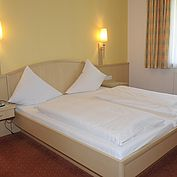 Doppelzimmer Komfort im Landhotel Stofflerwirt