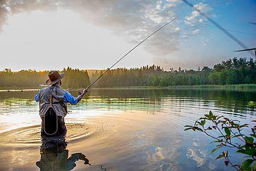 Fliegenfischen in Österreich