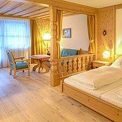 © Landhotel Edelweiss - Familienzimmer mit Balkon