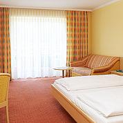 © Landhotel Stofflerwirt - Doppelzimmer