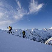 Skitour auf die Grübelspitze © Zillertal Tourismus GmbH, Bernd Ritschel