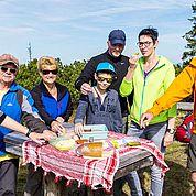 © Coen Weesjes Photography/ Coen Weesjes - gefuehrte Wanderung mit Gipfelpicknick