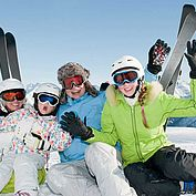 Salzburger Dolomitenhof - Skiurlaub in Annaberg