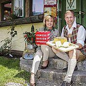 Genussregion Österreich - hohe Auszeichnung für den Fürstenhof