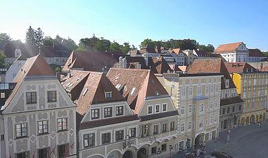 Romantikstadt Steyr: Moderne Renaissance