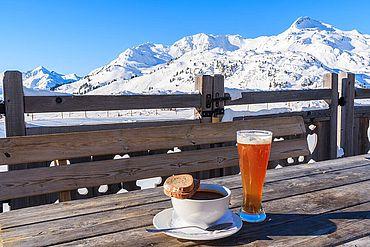 Grandioser Ausblick Obertauern
