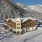 Landhotel Strasserwirt im Winter