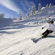 Skifahren im Weberlandl