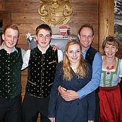 © Landhotel Presslauer - Gastgeberfamilie Presslauer