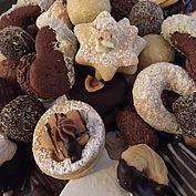 handgemachte Kekse im Landhotel Das Traunsee