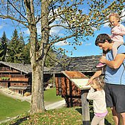 Museum Tiroler Bauernhof Kremsach © Alpbachtal Seenland Tourismus