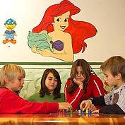 Spielzimmer im Landhotel Edelweiss