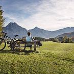 Wander- und Radparadies am Traunsee