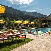 © Fotodesign David - entspannen und Sonne tanken direkt am Pool