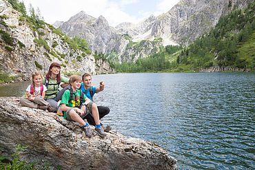 TWICE S Familie hoch2 © SalzburgLand Tourismus