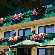 © Landhotel Moorhof - Hotelansicht Sommer