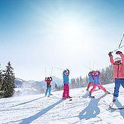 Kinderskifahren © Ski amadé