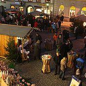 © Landhotel Mader - Adventmarkt in Steyr1