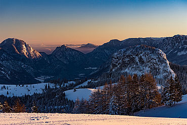 Winterlandschaft Saalachtal, (c) Salzburger Saalachtal Tourismus
