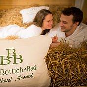 Landhotel Moorhof Bier Bottich Bad