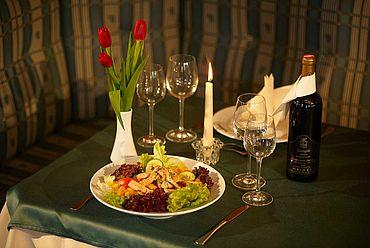 © Landhotel Salzburger Dolomitenhof - kulinarische Genuesse
