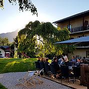 © Landhotel Stockerwirt - neue Terrasse