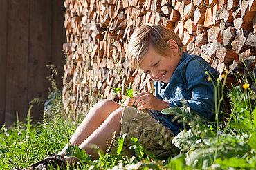 Kinderspaß und Sommerabenteur © Salzburger Saalachtal -