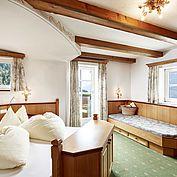 Landhotel Hauserbauer - Komfortzimmer Typ C mit Dusche und WC