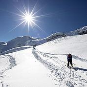 Landhotel Presslauer - Winterwanderung