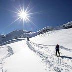 Landhotel Presslauer Winterwanderung
