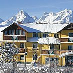 Landhotel Stockerwirt im Winter