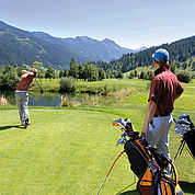 © Landhotel Edelweiss - Golf