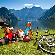 Mountainbiken Dachsten - © OOE Tourismus