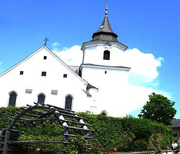 Kirche St. Kathrein © C. Pollhammer