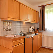 © Landhotel Gressenbauer - Appartement mit Küchenzeile