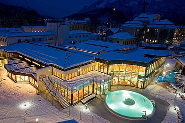 © Eurothermen Resort - Eurotherme Bad Ischl im Winter