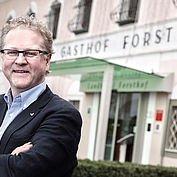 © LH Forsthof - Chef des Hauses Reinhold Baumschlager