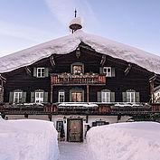 Bergdoktorpraxis im Winter, © Manuel Bialucha