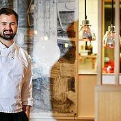 Lukas Nagl - Haubenkoch Restaurant Bootshaus