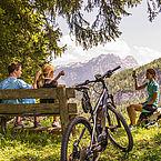 Biken und Genuss im Saalachtal