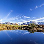 Bergpanorama © CoenWeesjes/TVB Filzmoos