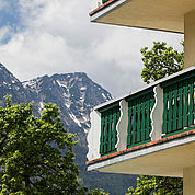 © Landhotel Agathawirt - Ausblick Zimmer