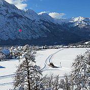© Landhotel Agathawirt - Langlaufloipe beim Agathawirt