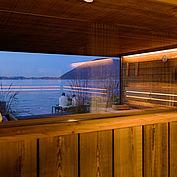 neues See Spa mit direktem Seezugang im Landhotel Das Traunsee