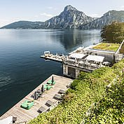 Aussicht Balkon - Seeblick inklusive