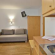 Familienappartement mit Küche im Landhotel Gressenbauer