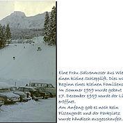 Geschichte Skilift Abtenau