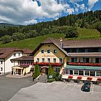 Landhotel Stofflerwirt - Ansicht Sommer